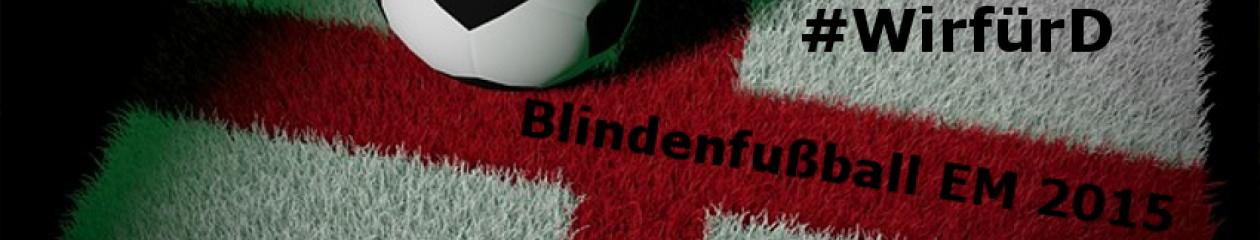 Deutsche Blindenfußball-Nationalmannschaft